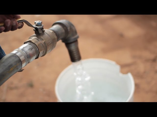 The Navajo Water Access Project