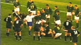 Rugby Tri Nations 1998 - Springboks v All Blacks (last 15 minutes)