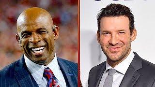 Dissension in Dallas: Romo vs. Deion | The Dan Patrick Show | 11/7/17