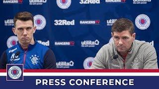 PRESS CONFERENCE | Gerrard & Jack | 14 Feb 2020