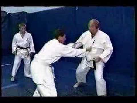 Walt Lamb v. Don Shane: Judo Dare