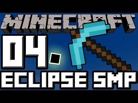 Minecraft: Eclipse SMP - OUR HOUSE!!! (Episode 4)