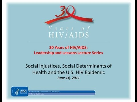 Social Injustices, Social Determinants of Health and the U.S. HIV Epidemic (82043)
