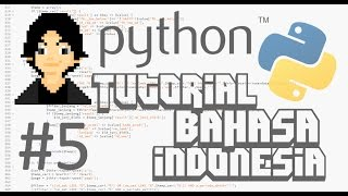PYTHON 3.5 Tutorial Bahasa Indonesia - [5] Variabel