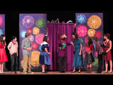 Willy Wonka Jr. at Plaza Theater in Wharton, TX