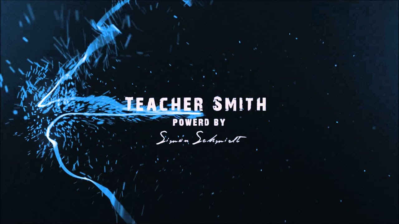 Video Intro [after effects] Teacher Smith Channel - YouTube