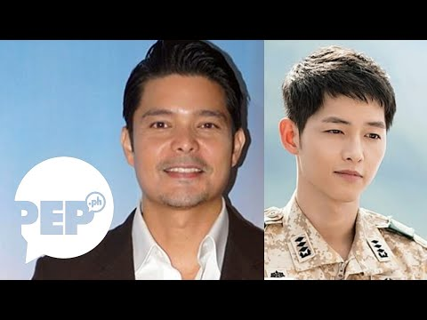 Dingdong Dantes to star in Descendants of the Sun Philippine adaptation - PEP Uncut - 동영상