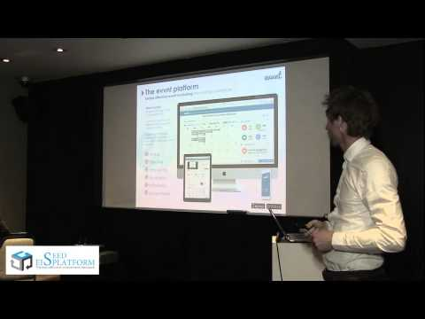 Investor Pitch by Richard Green CEO of evvnt - Event Marketing