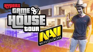 НОВЫЙ ДОМ NAVI - HyperX Gaming House Tours