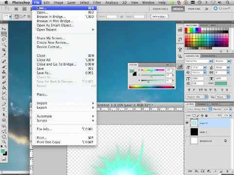 0405 Photoshop CS5 (Glowing things).m4v