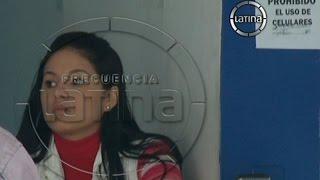 Katty García cumple trabajo comunitario en la Municipalidad del Rímac