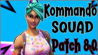 ⭐️Line-up SOLDAT ⭐️ 30 sec command ⭐️ . Patch 8.0 | Fortnite Save The World