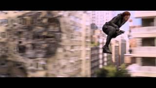 Как снимались Мстители. Визуальные эффекты в кино
