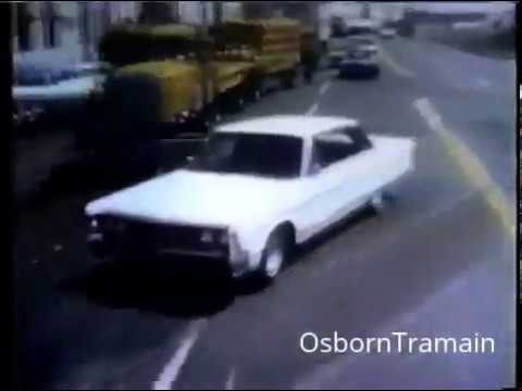1967 Chrysler New Yorker Commercial with William Conrad Voiceover