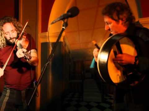 Richard Wood and Gordon Belsher  - Bodhran Tune