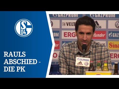 Rauls Abschied - die komplette Pressekonferenz