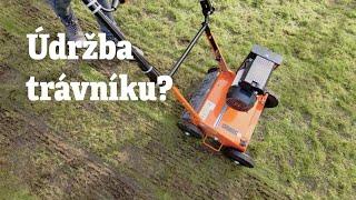 Vertikutace - Jak udržovat trávník?   RentSetGo
