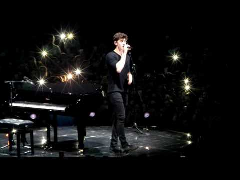 Shawn Mendes - Roses - Amsterdam- 01/5/2017