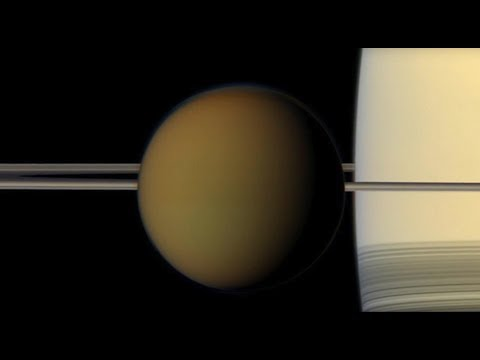 NASA's Cassini Spacecraft Touched Saturn Today as Part of Its Grand Finale