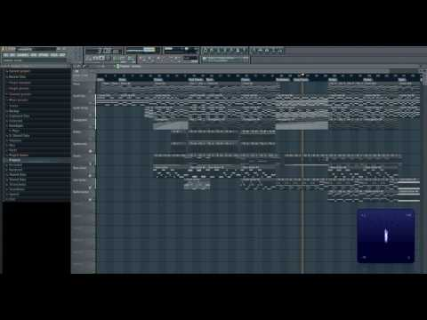 Linkin Park — Iridescent (Remake made with FL Studio 11)