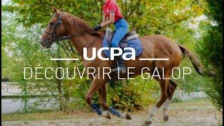 Tutoriel équitation UCPA N°6 -  Découvrir le Galop
