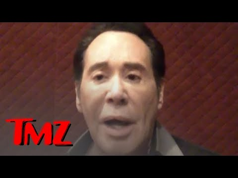Wayne Newton: The  Must Go On in Vegas After Massacre  TMZ