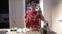 Homemade Sodium Free Vinaigrette Salad Dressing