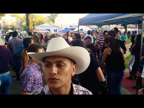 Fiestas Patrias Beardstown Illinois,2017