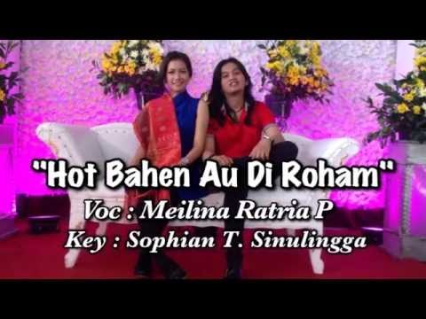 suara emas boru jawa lagu batak Hot bahen au di rohami - Meilina Ratria