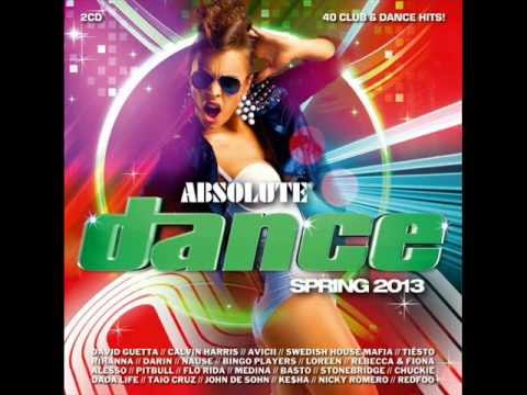 Absolute dance spring 2013 track 3 cd1