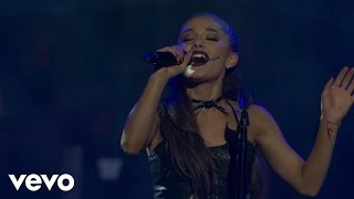 "Best of Ariana Grande: https://goo.gl/XmsuFK Subscribe here: https://goo.gl/Fubqyy Ariana Grande performs ""Tattooed Heart"" live on the Honda Stage at the ..."
