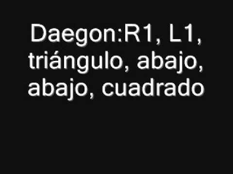 Trucos para el Mortal Kombat Armageddon - Ps2