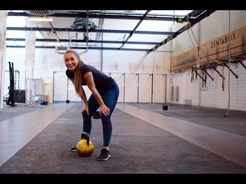 785f6113846 Kettlebell træning: 5 effektive øvelser - YouTube