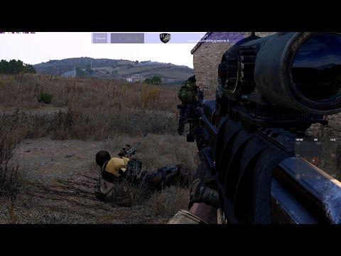 ARMA 3: Altis -- Contractor -- Track IR -- [CLAN ITA]