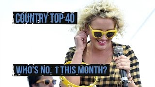Top 40 Country Songs - November 2015
