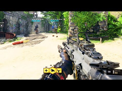 One Hour of Black Ops 4 Multiplayer Gameplay