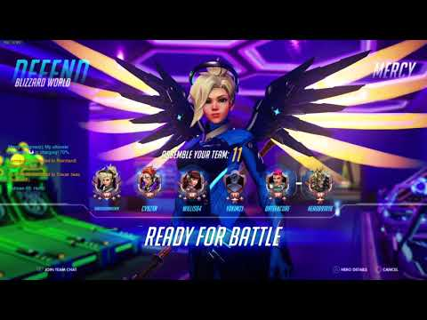 Overwatch || I'M SO EXCITED