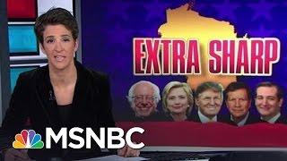 Hillary Clinton, Bernie Sanders Take On Judge In Wisconsin | Rachel Maddow | MSNBC