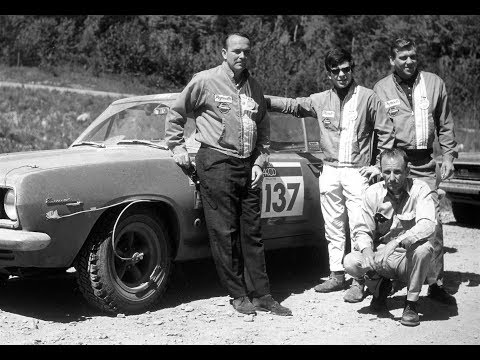 1968 Shell 4000 Rally - Is This The Road To Halifax?