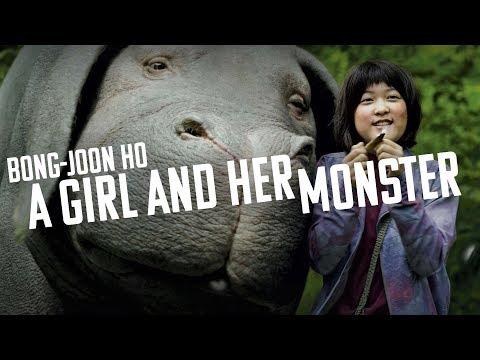 A Girl and Her Monster: The Monster Films of Bong-Joon Ho