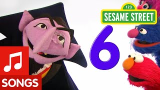 Sesame Street: Number Six (Number Of The Day Song)