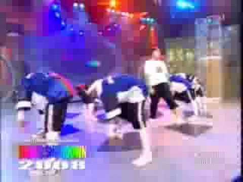 Pinoy hip hop at Kabarangay Dance Showdown