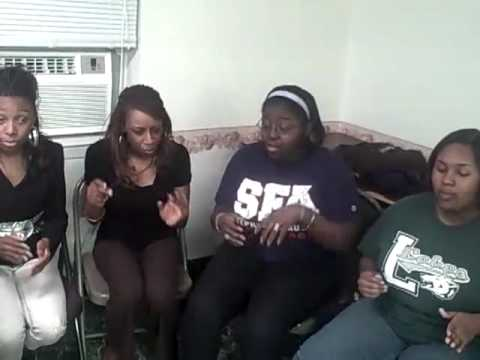 More Than I Can Bear- Kirk Franklin NiqueSisters