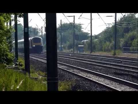 High Speed Trains in Ealing (London)