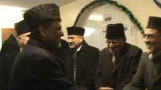 Amir Sahibs Visit to Baitul-Ahad Mosque - Newham - (East Region Mosque)