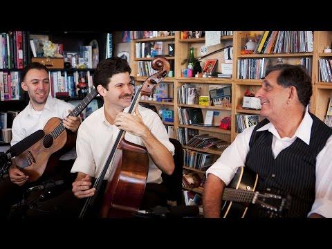 Frank Fairfield: NPR Music Tiny Desk Concert