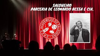 Lyric Video Salgueiro 2020 l Leonardo Bessa & Cia