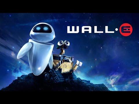 Disney Pixar Wall-E - Full Movie-Based Video Game for Kids in English - Walkthrough by 2K Cartoons