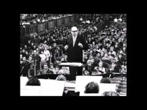 R. Strauss: Metamorphosen. Dir.: Hans Swarowsky