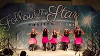 Mariah Carey - All I Want For Christmas Is You | Jingle Bell | Christmas song dance
